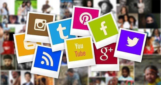social media - media społecznościowe