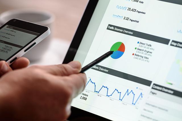 Google Analytics - pozycjonowania