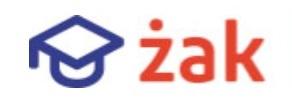 żak - logo