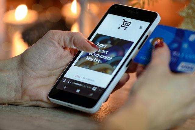 wygląd sklepu internetowego - wizualizacja